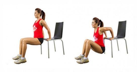 Ефективні вправи для рук