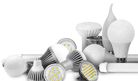 різновиди LED-ламп