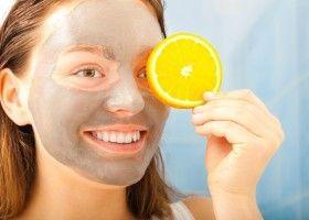 Як робити апельсинову маску для обличчя