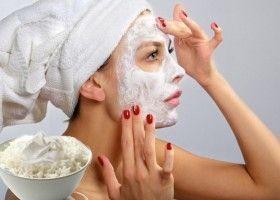 Як робити маску з рису для особи в домашніх умовах