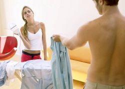 Як гладити чоловічі сорочки