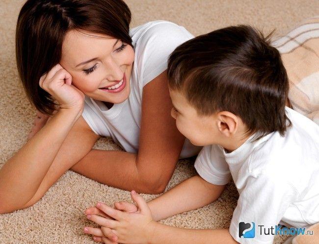 Розмова з дитиною для позбавлення від страху