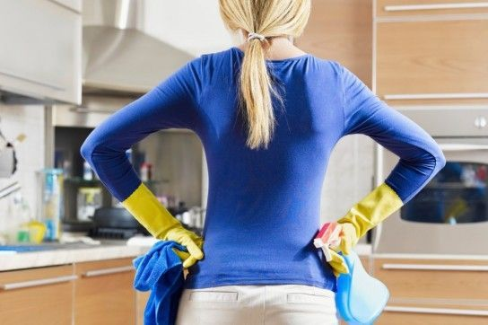 Знищення павуків в квартирі за допомогою хімічних препаратів