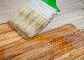 Як лакувати дерев`яна підлога