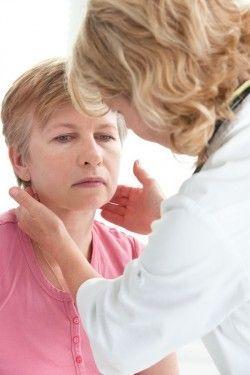 Як лікувати лімфовузли на шиї