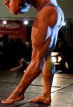 Як накачати м`язи ніг