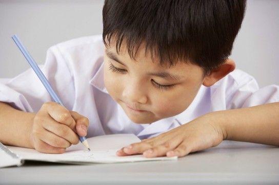 вчимо дитину писати слова