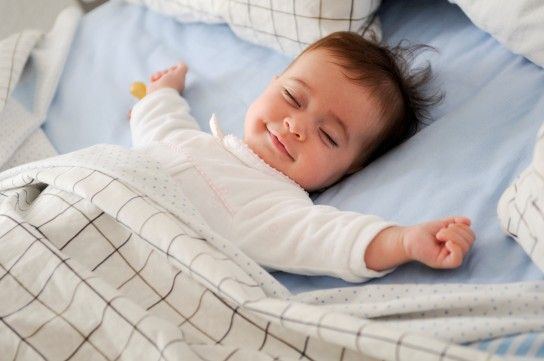 як навчити дитину спати самостійно