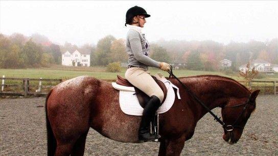 Як навчитися їздити на коні