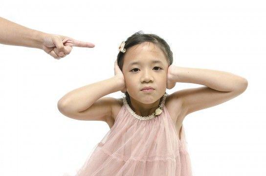 навчитися не кричати на дитину