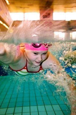 Як навчитися плавати, частина 2