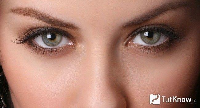 Сірі очі