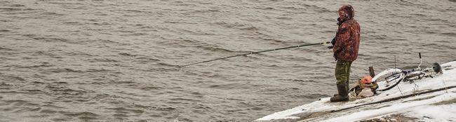 Як погода впливає на клювання риби