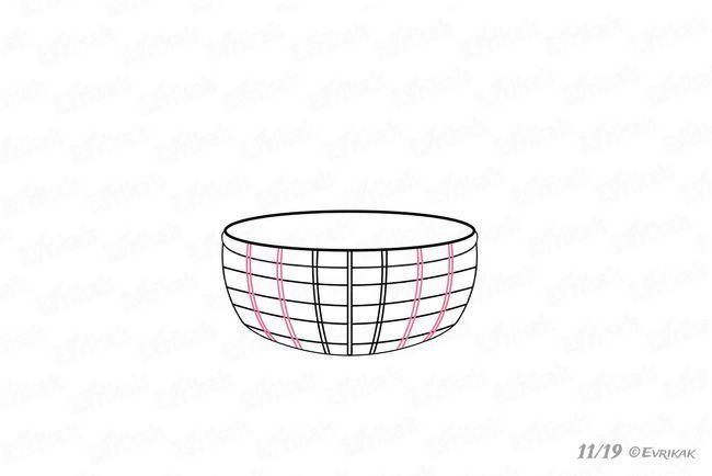 Вертикальне плетіння кошика