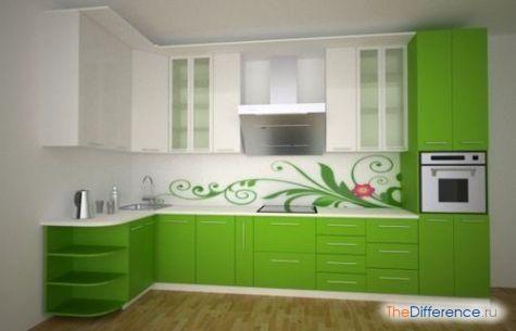 як пофарбувати кухонний гарнітур