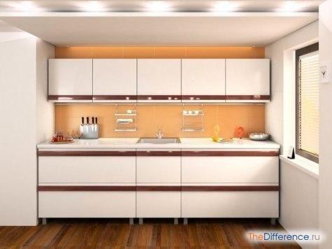 ніж пофарбувати кухонний гарнітур