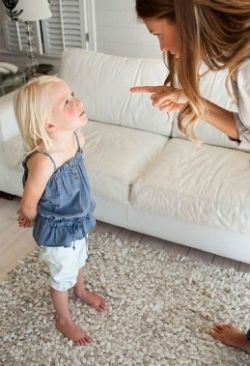 Як правильно карати дитину