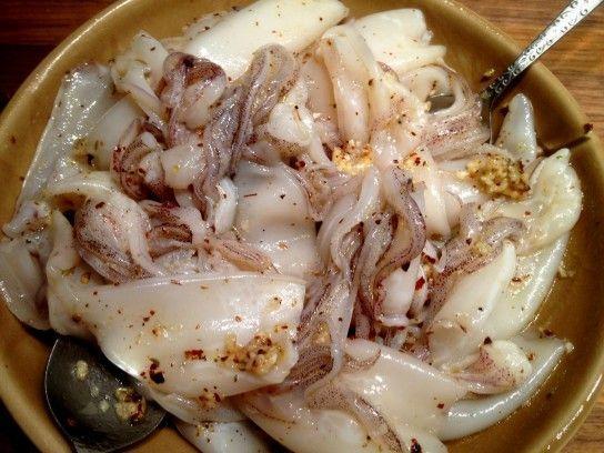 Як правильно відварити кальмари