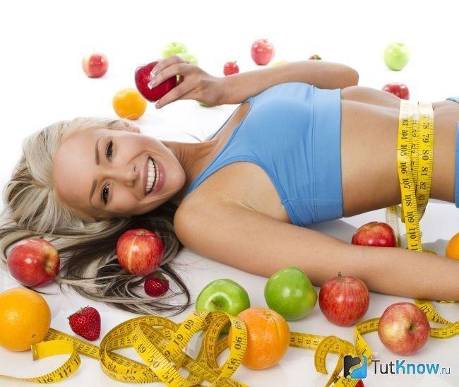 Харчування фруктами перед кардіо тренуванням