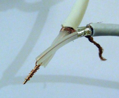 Як правильно поєднати антенний кабель