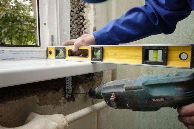 Як правильно встановити пластикові вікна