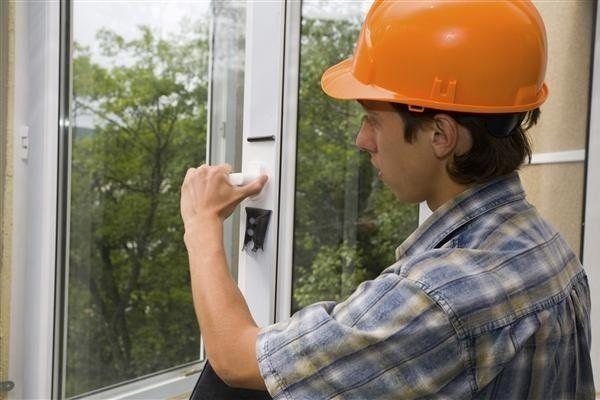 Перевірка якості установки вікна