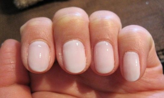 Круглі нігті
