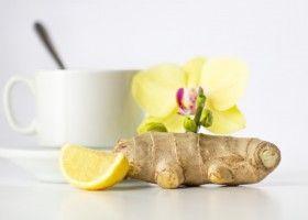 Як приготувати чай з імбиром і лимоном при застуді
