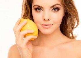 Як приготувати лосьйон з лимона