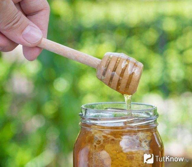 Мед для приготування огіркового лосьйону