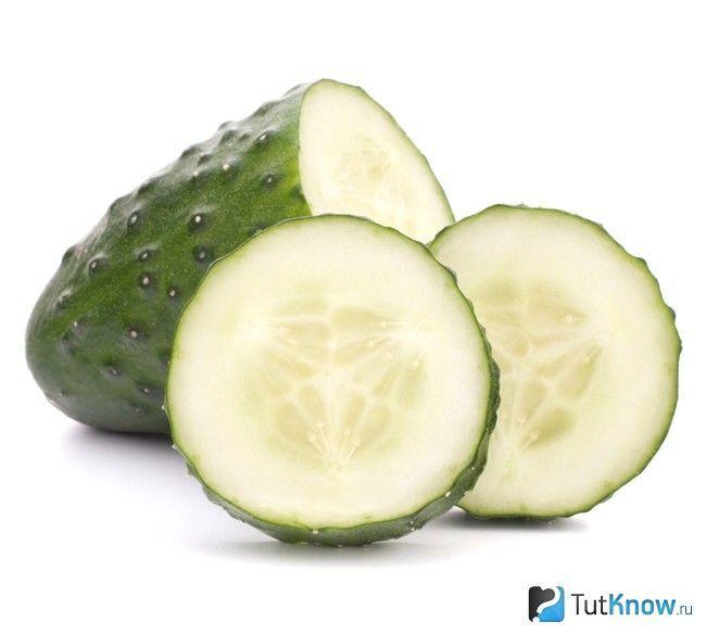 овоч огірок