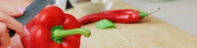 Як приготувати маринад для болгарського перцю: покрокове приготування