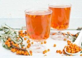 Як приготувати напій з обліпихи для імунітету