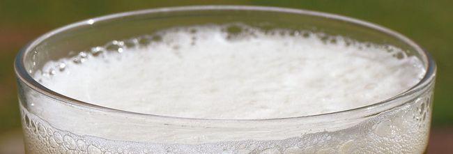 Як приготувати окрошку і білий окрошка квас