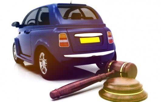 Продаж кредитного автомобіля