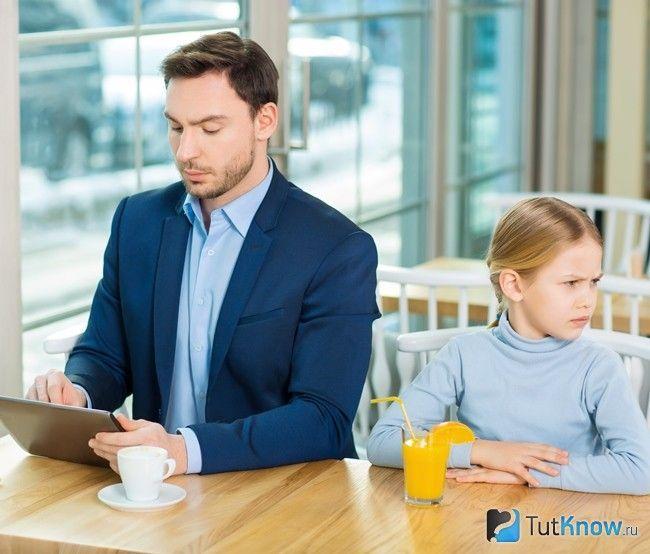 Недостатня увага батьків