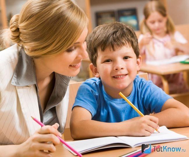 Спілкування педагога з дитиною