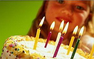 Як провести день народження дитини