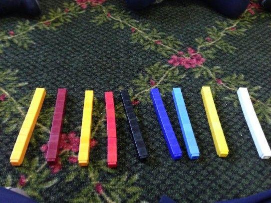 як навчити дитину розрізняти кольори