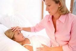 Як збити високу температуру у дитини