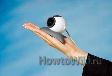 Як зробити фото з веб-камери?