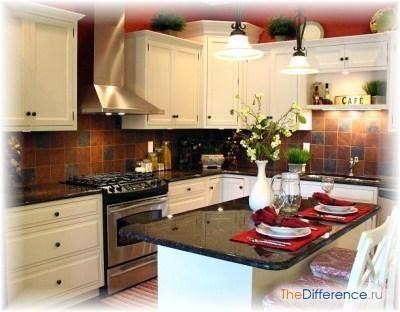 Як зробити кухню затишною