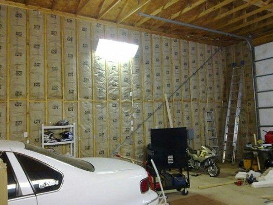 Як зробити опалення в гаражі