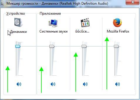 Додаткові звукові програми