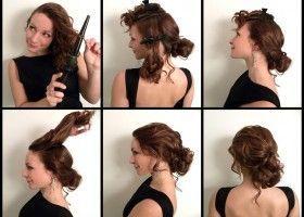 Як зробити зачіску своїми руками - 16 варіантів укладок?