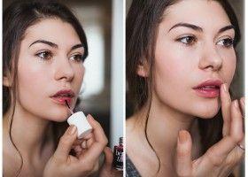 Як зробити тінт для губ своїми руками?