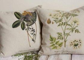Як зробити трав`яну подушку для сну