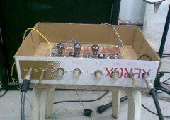Як зробити підсилювач звуку своїми руками? Рекомендації по збірці і проста схема