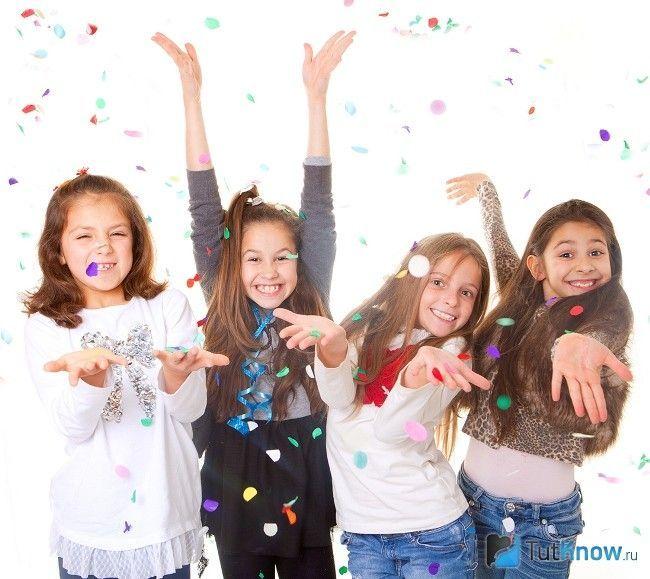 Свято малюків на Новий рік