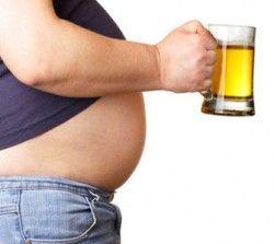 Як прибрати пивний живіт